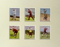 Denbigh Cards sells mounted sets of cigarette cards online